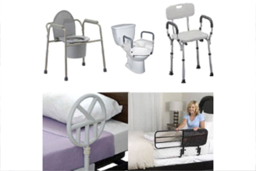 Bath and Bed Safety equipments